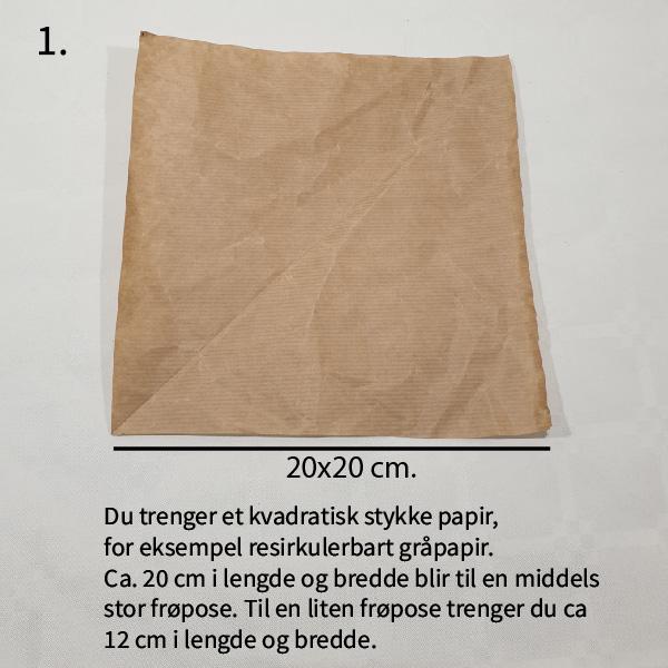 Frøpose 1-80